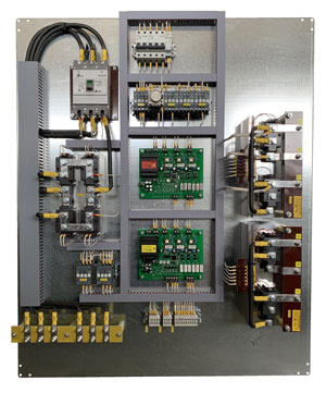 Шкаф управления дроссельным электроприводом ШУ ДЭП